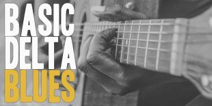 DELTA BLUES LESSONS