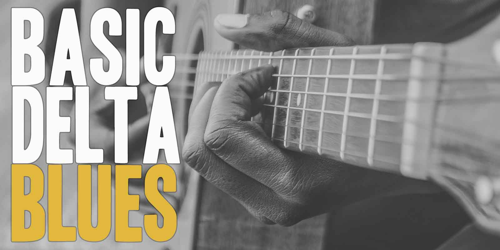 DELTA BLUES LESSONS | How To Play Blues Guitar | BurninGuitar