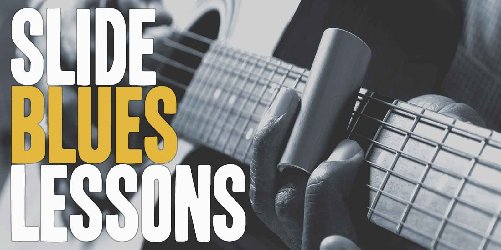 Slide Guitar Lessons