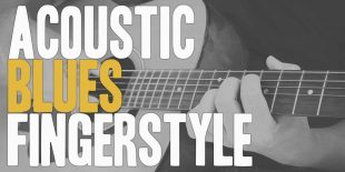 Fingerstyle lessons