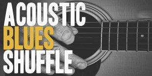 Acoustic Blues Shuffle