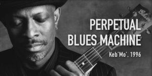 how to play Perpetual Blues Machine