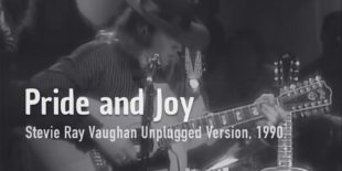 HOW TO PLAY PRIDE AND JOY (Steve Ray Vaughan Unplugged) Burninguitar show you how to play Pride and Joy (Steve Ray Vaughan Unplugged) A great classic of Blues Guitar in Acoustic Version