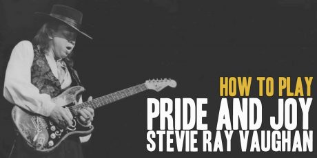 How To play Pride and Joy (Stevie Ray Vaughan) Burninguitar show you how to play Pride and Joy by Srv. A great song of  Blues Guitar. Music Score included in pdf and in guitar pro tab. Pride and Joy lesson include 11 videos and music sheets available for download (both Pride and Joy pdf and Pride and Joy gpx)